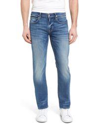 Hudson Jeans - Byron Slim Straight Leg Jeans (anonymous) - Lyst