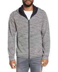 Calibrate - Trim Fit Lightweight Zip Hoodie - Lyst
