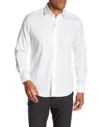 Robert Graham - Christopher Woven Tailored Fit Shirt - Lyst