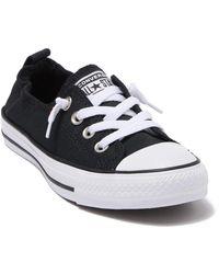 Converse Chuck Taylor All-star Shoreline Sneaker (women) - Black