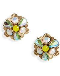 Loren Hope - Flora Stud Earrings - Lyst