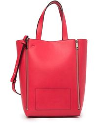 French Connection Bijou Tote Bag - Red