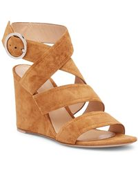 Gianvito Rossi - Camsell Wedge Heel - Lyst