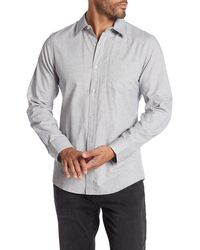 Wallin & Bros. Novelty Regular Fit Flannel Shirt - Multicolour