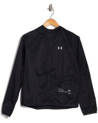 Under Armour Ua Qualifier Storm Packable Jacket - Black