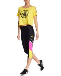 Body Glove - Loco Mothion Colorblock Leggings - Lyst