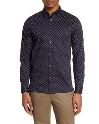 Ted Baker - Noreep Button-up Shirt - Lyst