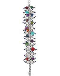 Uno De 50 - Lady Beaded Cluster Bracelet - Lyst