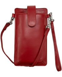 ILI - Leather Smartphone Case - Lyst