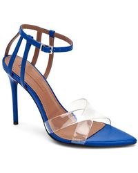 BCBGMAXAZRIA Daryl Dress Sandals - Blue