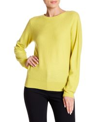 Vince - Cashmere Crew Neck Sweater - Lyst