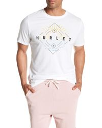 Hurley - Morning View Graphic Tee - Lyst