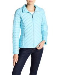 Tommy Hilfiger - Packable Puffer Jacket - Lyst