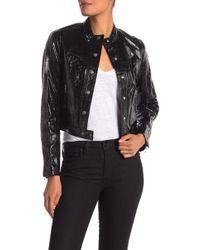 Rag & Bone - Toni Leather Jacket - Lyst