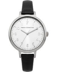 French Connection | Women's Catherine Diamond Watch | Lyst