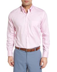 Peter Millar - Crown Soft Gingham Regular Fit Sport Shirt - Lyst
