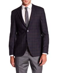 Simon Spurr - Plaid Wool Sport Coat - Lyst