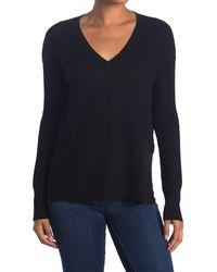 Line Jude Cashmere Sweater - Blue