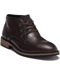 Andrew Marc - Woodside Leather Chukka Boot - Lyst