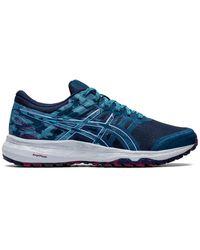 Asics Gel-scram 5 Running Sneaker - Blue