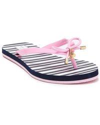 Kate Spade Nova Flip Flop Sandal - Pink