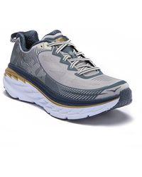 Hoka One One Bondi 5 Running Sneaker - Blue