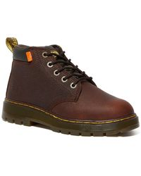 Dr. Martens Grader Leather Chukka Boot - Brown