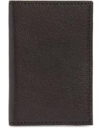 Nordstrom - Landon Leather Flip Card Case - Lyst