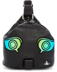 Vivienne Westwood - Small Leather Backpack - Lyst