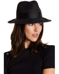Ace of Something - Fraser Wool Hat - Lyst