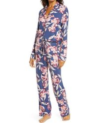 Nordstrom Moonlight Dream Pyjamas - Blue