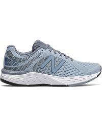 New Balance 680v6 Running Sneaker - Blue