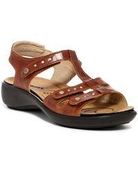 Romika | Ibiza 76 Wedge Sandal | Lyst