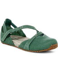 Ahnu - Tullia Leather Ballet Flat - Lyst