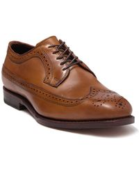Allen Edmonds - Grandview Wingtip Leather Derby - Wide Width Available - Lyst