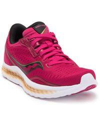 Saucony Kinvara 11 Running Sneaker - Pink