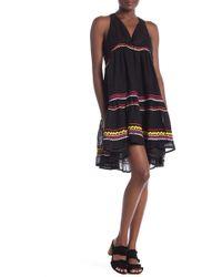 917e7fd060e Muche Et Muchette - Sleeveless Linen A-line Dress - Lyst