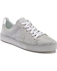 Schutz - Chayton Metallic Sneaker - Lyst