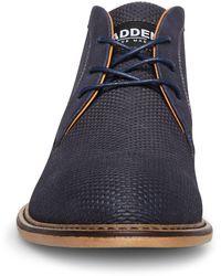 Madden Gludin Chukka Boot - Blue