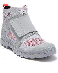 Palladium Christopher Raeburn Recrow Rr Sneaker - Gray