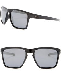 Oakley - 57mm Square Sunglasses - Lyst