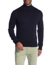 Ben Sherman - Fine Gauge Roll Neck Sweater - Lyst
