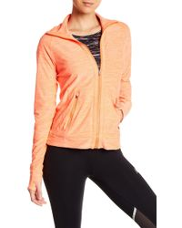 New Balance - Stretch Performance Jacket With Vent Panels - Lyst
