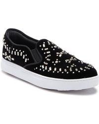Joy & Mario - Davenport Embellished Sneaker - Lyst