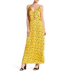 Billabong - Topanga Nights Maxi Dress - Lyst