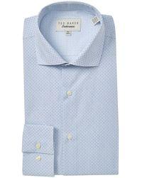Ted Baker - Geo Endurance Dress Shirt - Lyst