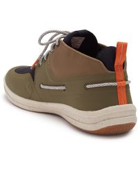 Sperry Top-Sider Gamefish Mukka Chukka Boot - Green