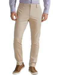 Zachary Prell Adler Solid Pants - Natural