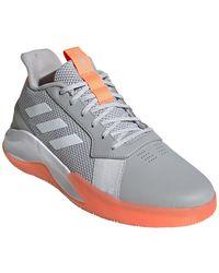 adidas Runthegame Basketball Shoe - Grey