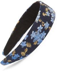 Tasha - Floral Brocade Headband - Lyst
